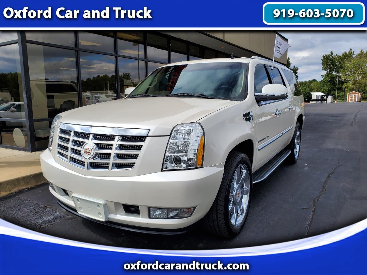 Cadillac Escalade ESV AWD 4dr Luxury 2013