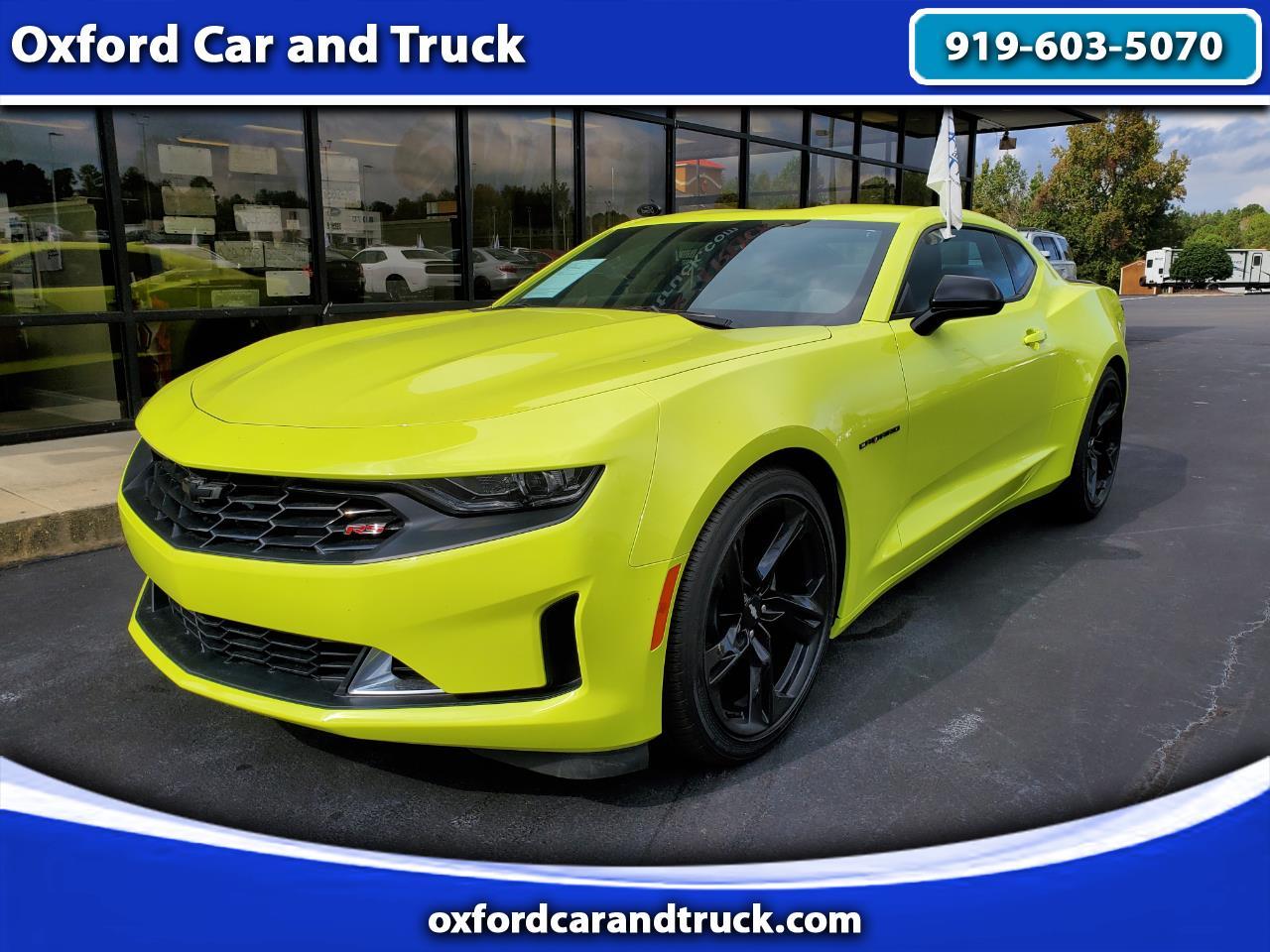 Chevrolet Camaro 2dr Cpe 1LT 2019