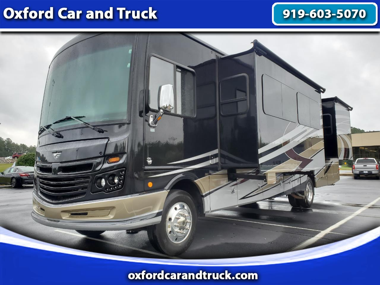 """Ford F-53 Motorhome Stripped Chassis 158"""" WB 2017"""