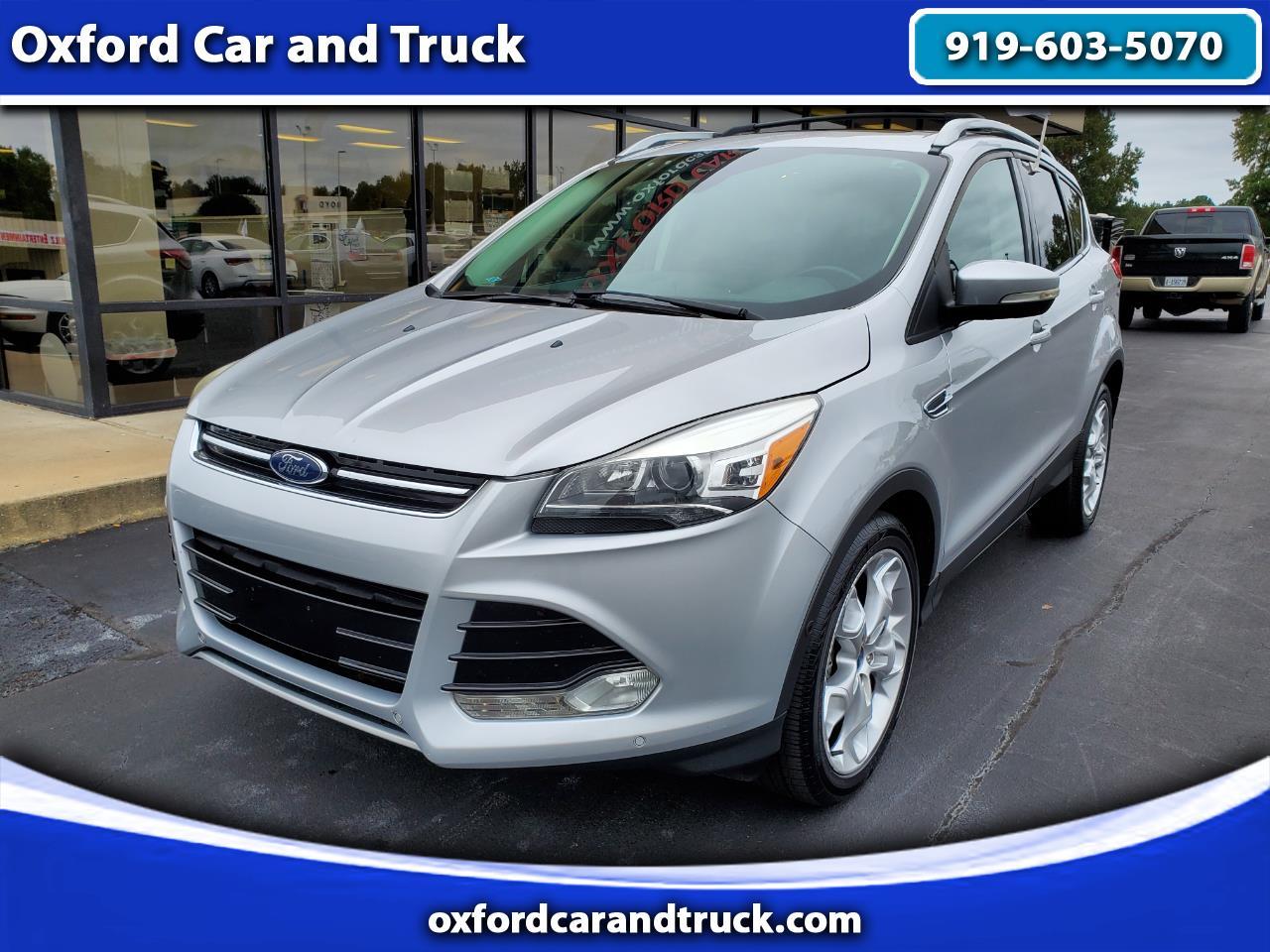 Ford Escape FWD 4dr Titanium 2015