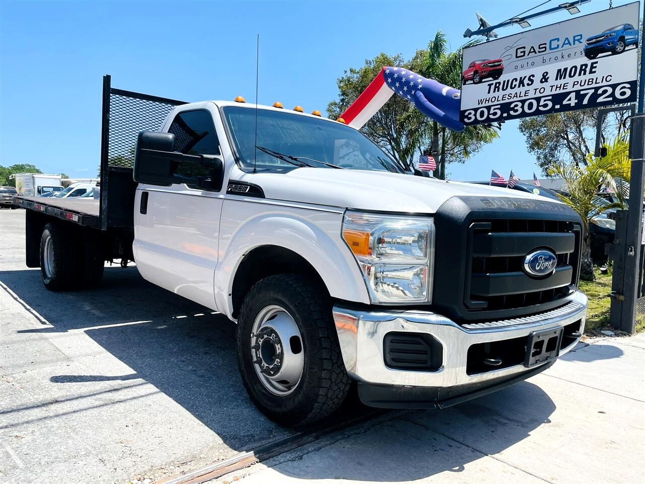 Ford F-350 SD XLT DRW 2WD 2015