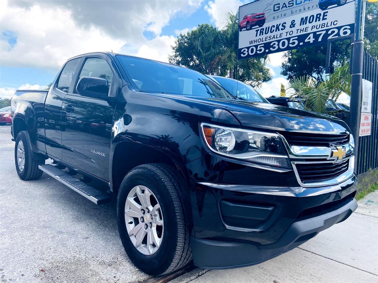 Chevrolet Colorado LT Ext. Cab 2WD 2018