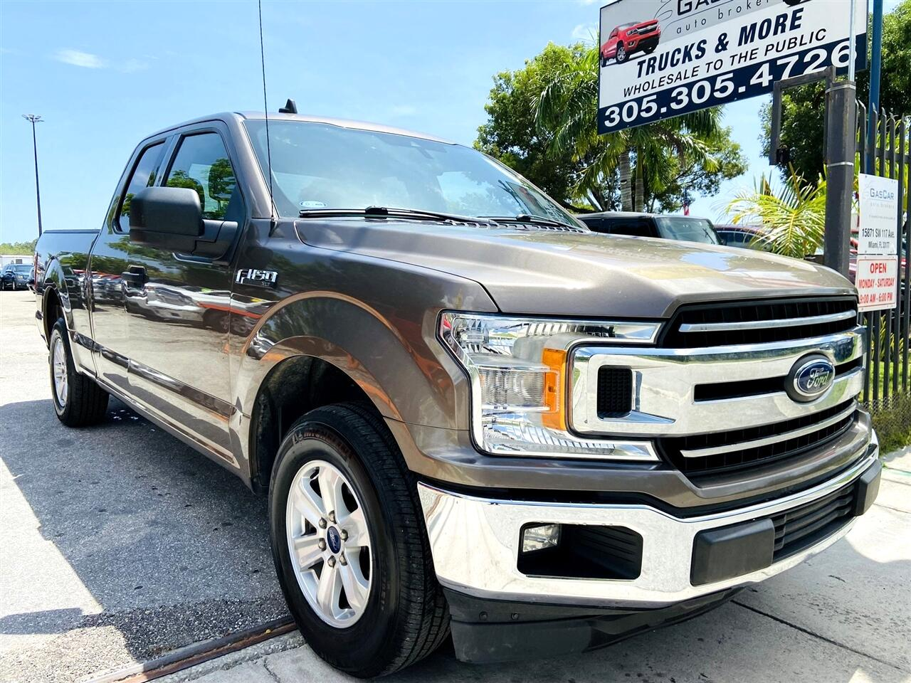 Ford F-150 XLT SuperCab 6.5-ft. 2WD 2019