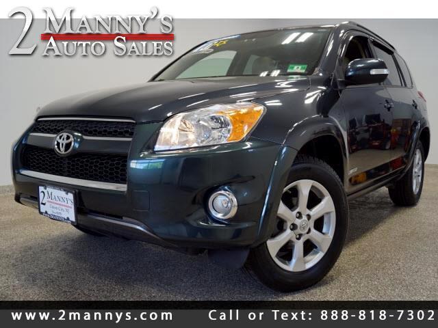 2010 Toyota RAV4 Limited I4 4WD
