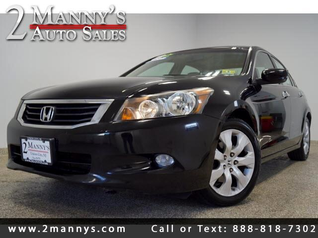 2009 Honda Accord Sedan 4dr V6 Auto EX-L
