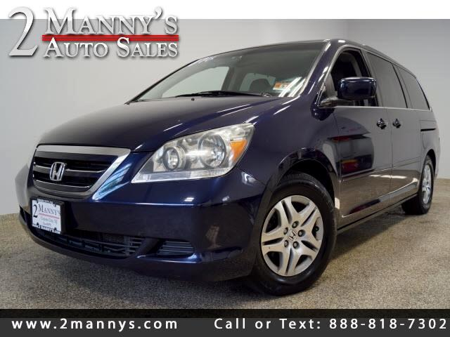 2007 Honda Odyssey 5dr EX-L AT with RES & NAVI