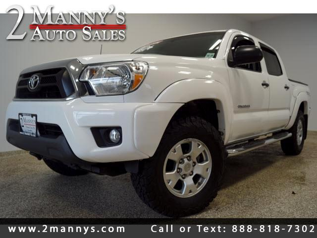 2015 Toyota Tacoma TRD Sport Double Cab 5' Bed V6 4x4 AT (Natl)