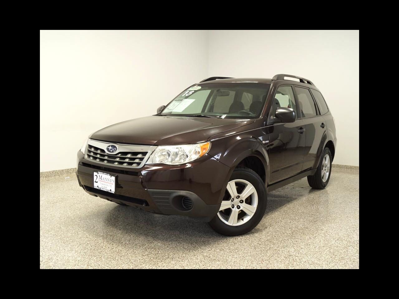 2013 Subaru Forester 2.5X SUMMIT PACKAGE