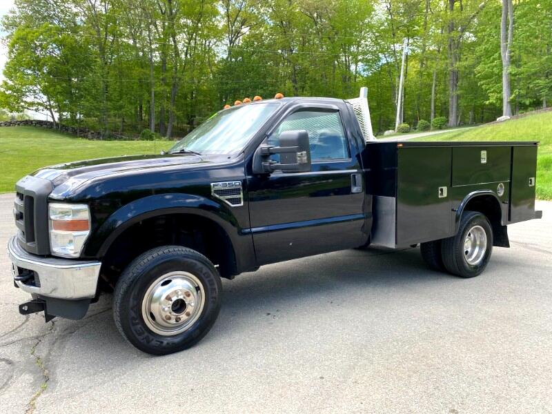 Ford F-350 SD XL DRW 4WD 2010
