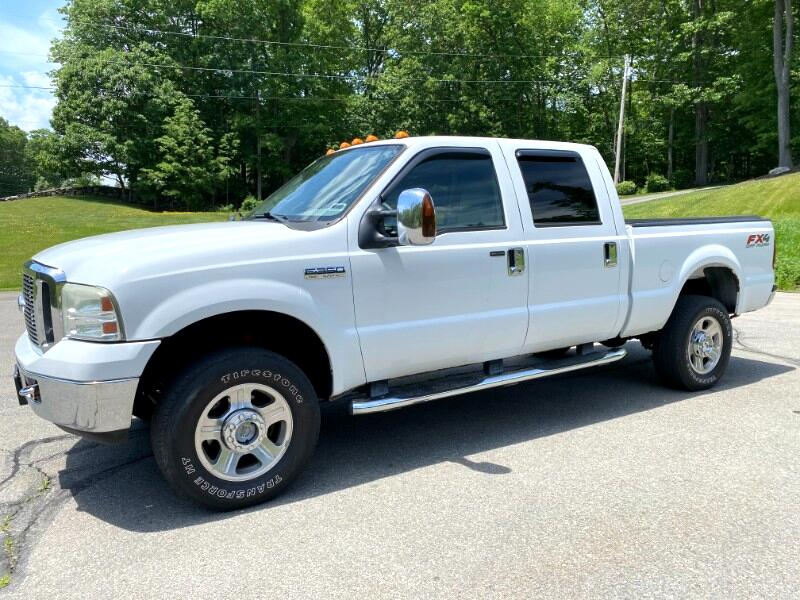 Ford F-350 SD Lariat Crew Cab Short Bed 4WD 2006