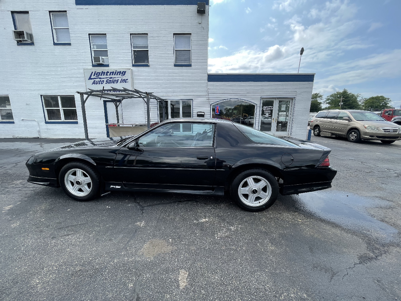 Chevrolet Camaro RS Coupe 1991