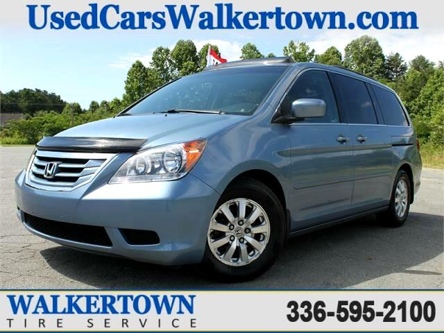 Honda Odyssey 5dr EX-L AT with RES & NAVI 2008