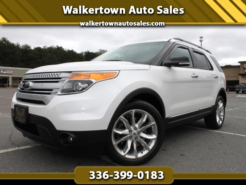 """Ford Explorer 4dr 112"""" WB XL 4WD 2014"""