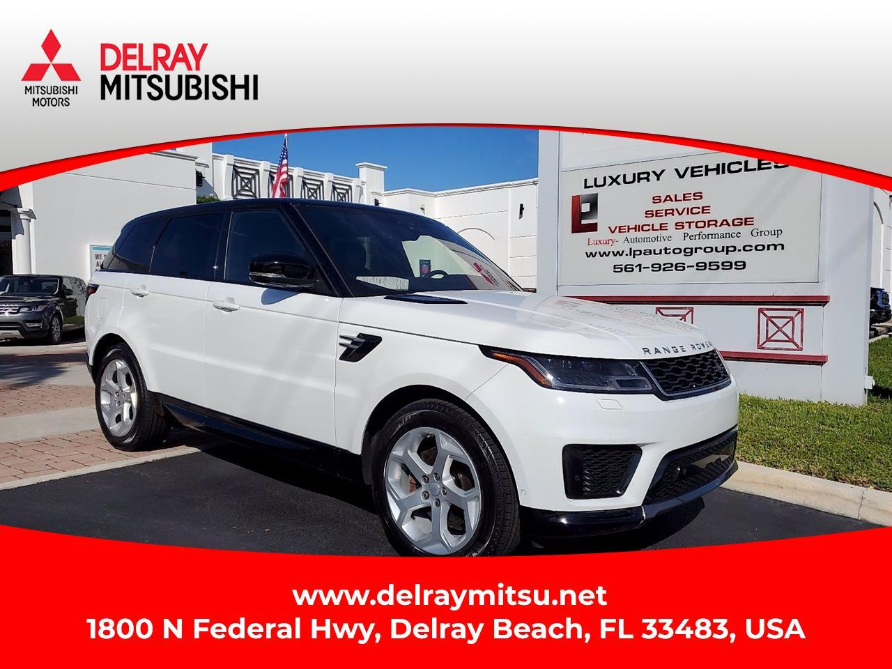 Used Land Rover Range Rover Sport Delray Beach Fl