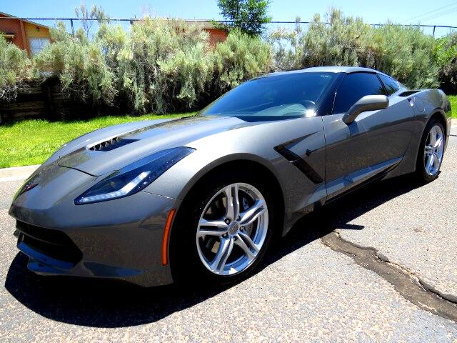 2016 Chevrolet Corvette 1LT Coupe Automatic