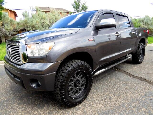 2013 Toyota Tundra Limited 5.7L CrewMax 4WD Rock Warrior