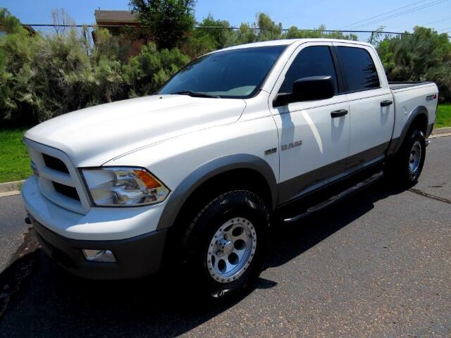 2009 Dodge Ram 1500 TRX4 Off Road 4WD