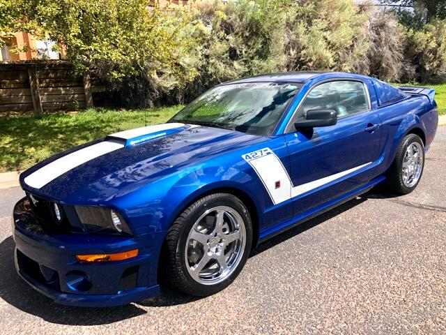 2008 Ford Mustang Roush 427R Super Charged Coupe