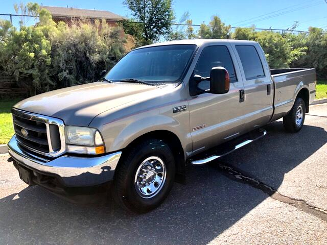 2004 Ford F-250 SD XLT Crew Cab Long Bed 2WD