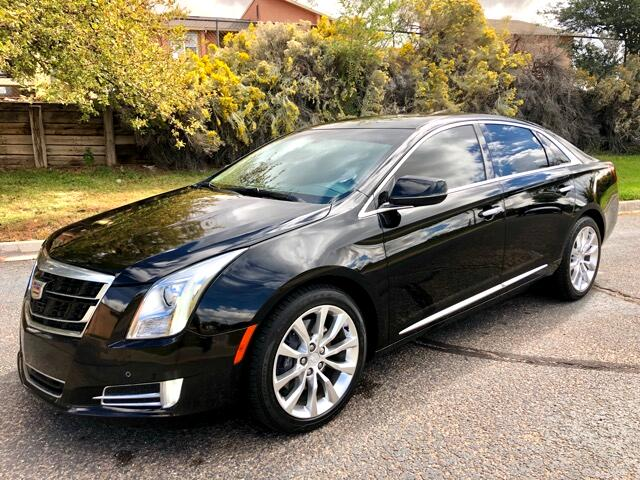 2016 Cadillac XTS 4dr Sdn Luxury Collection AWD