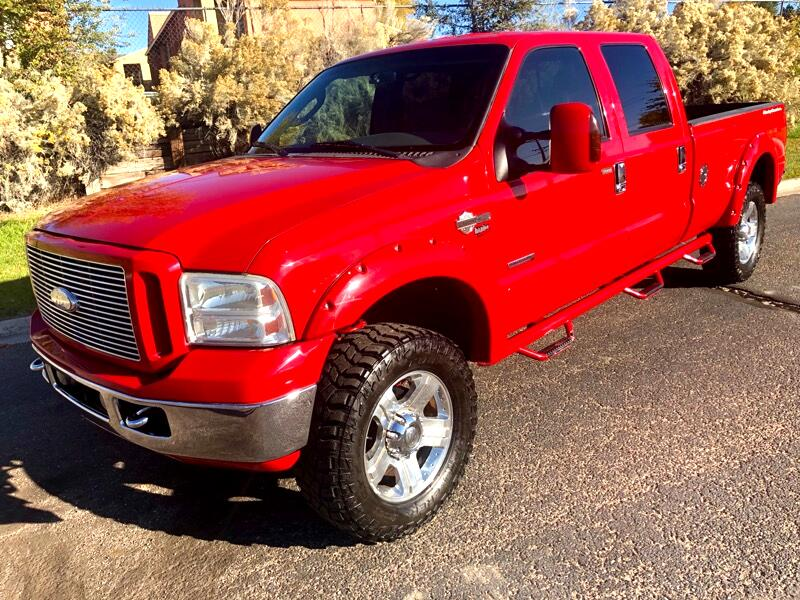 2007 Ford F-350 SD 4WD Crew Cab 156