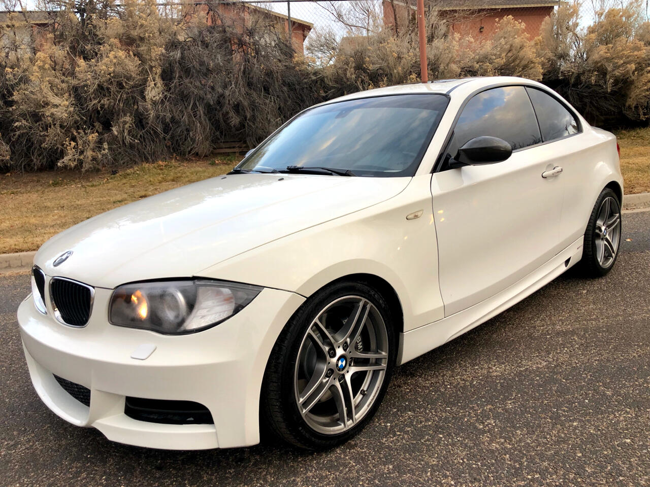 2008 BMW 1 Series 2dr Cpe 135i