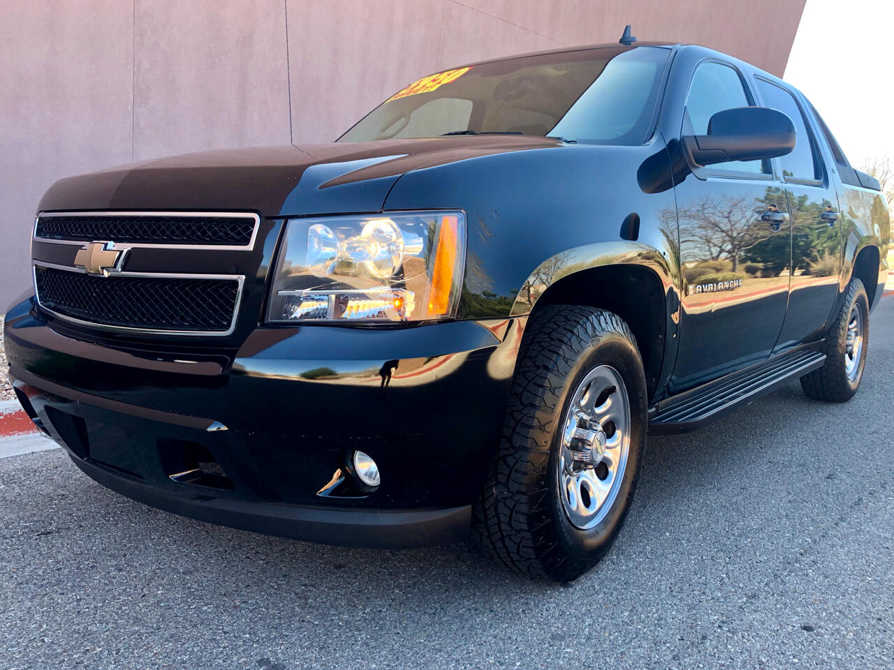 2009 Chevrolet Avalanche 2WD Crew Cab 130