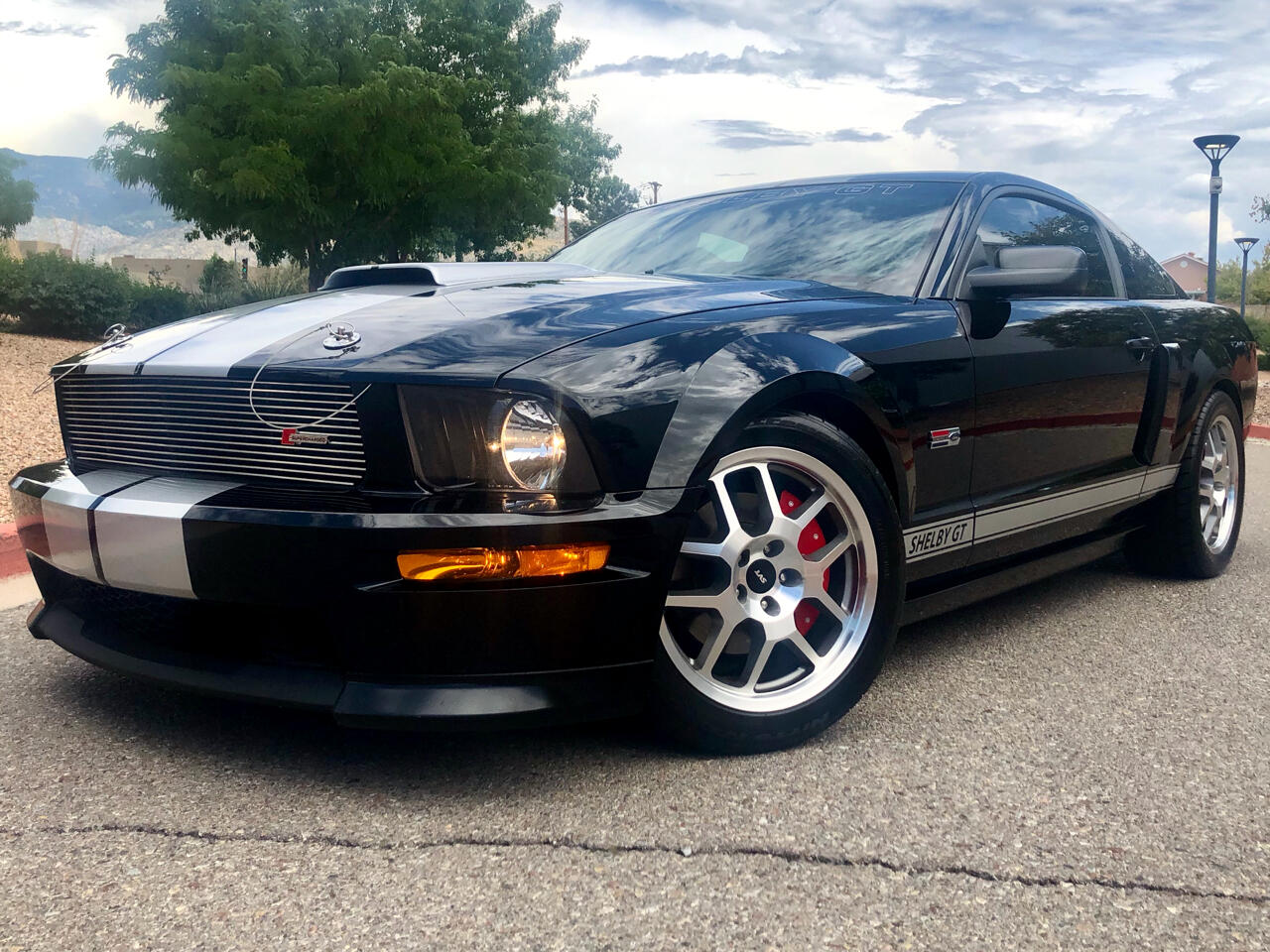 2007 Ford Mustang 2dr Cpe Shelby GT