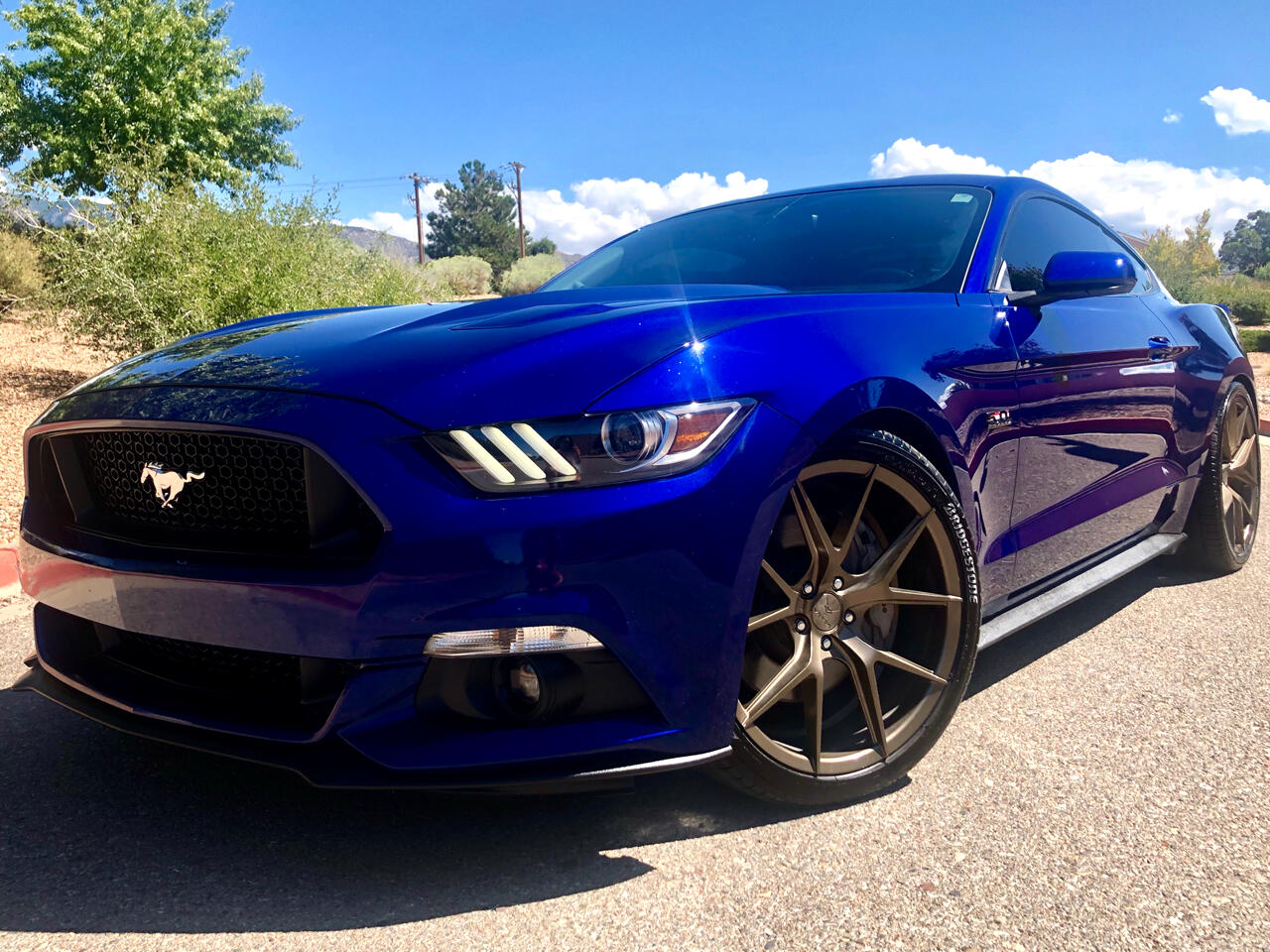 2015 Ford Mustang 2dr Fastback GT 6-Speed Manual