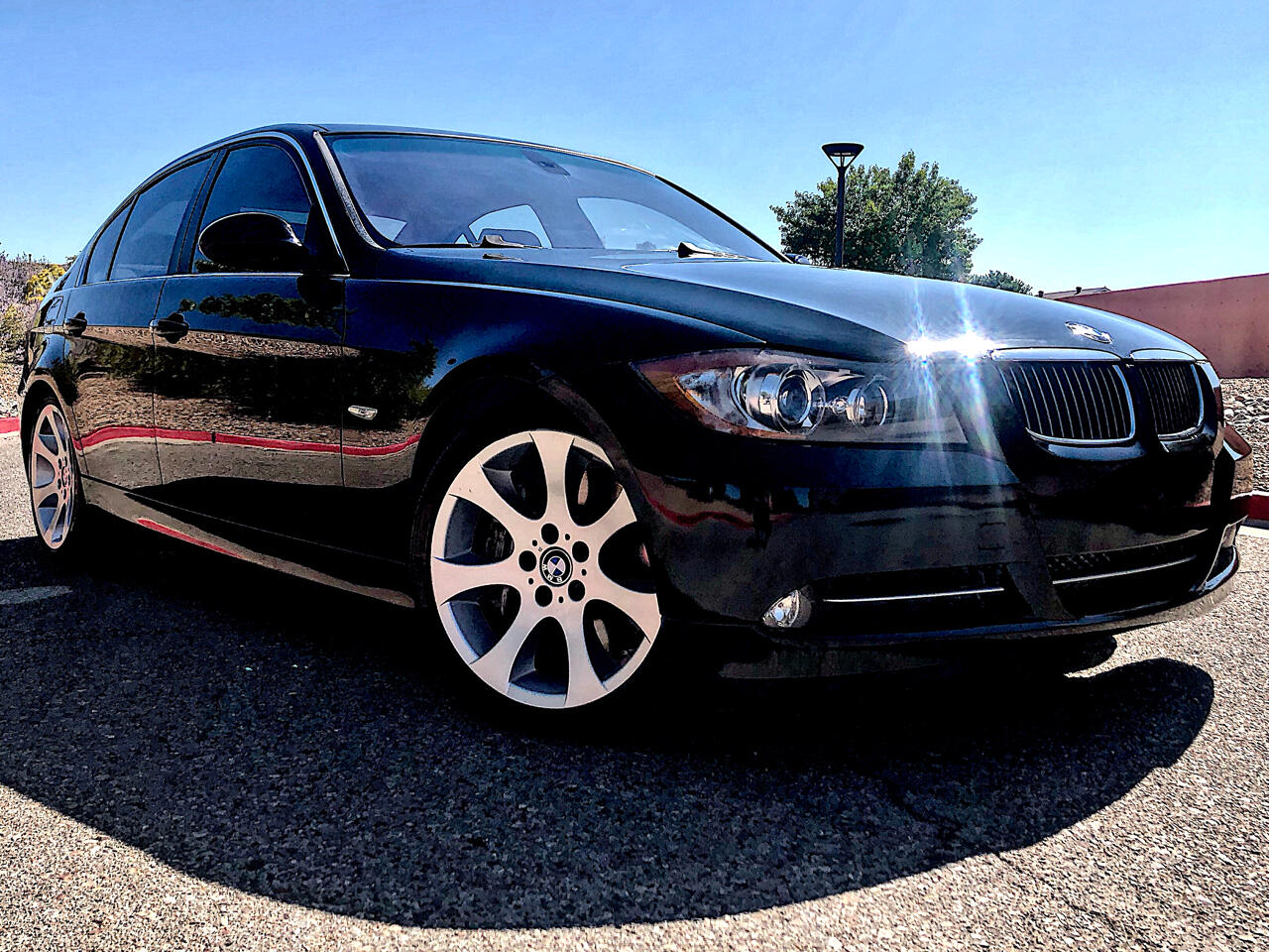 2008 BMW 3 Series 4dr SDN RWD TwinPower Turbo