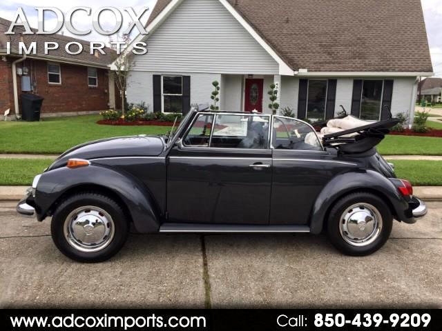 1971 Volkswagen Beetle 1.8T Convertible