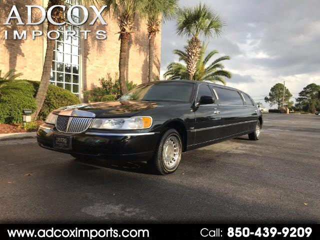 Used 1999 Lincoln Town Car Limousine For Sale In Pensacola Fl 32505 Adcox Imports