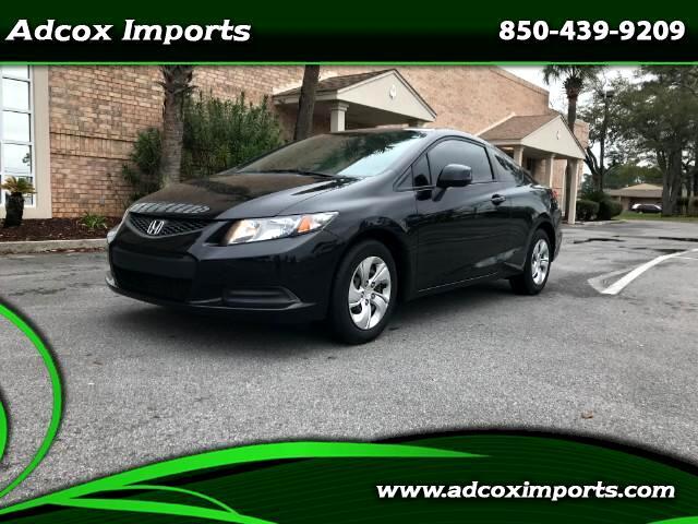 2013 Honda Civic 2dr Cpe LX Auto