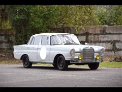 1960 Mercedes-Benz 220-Class