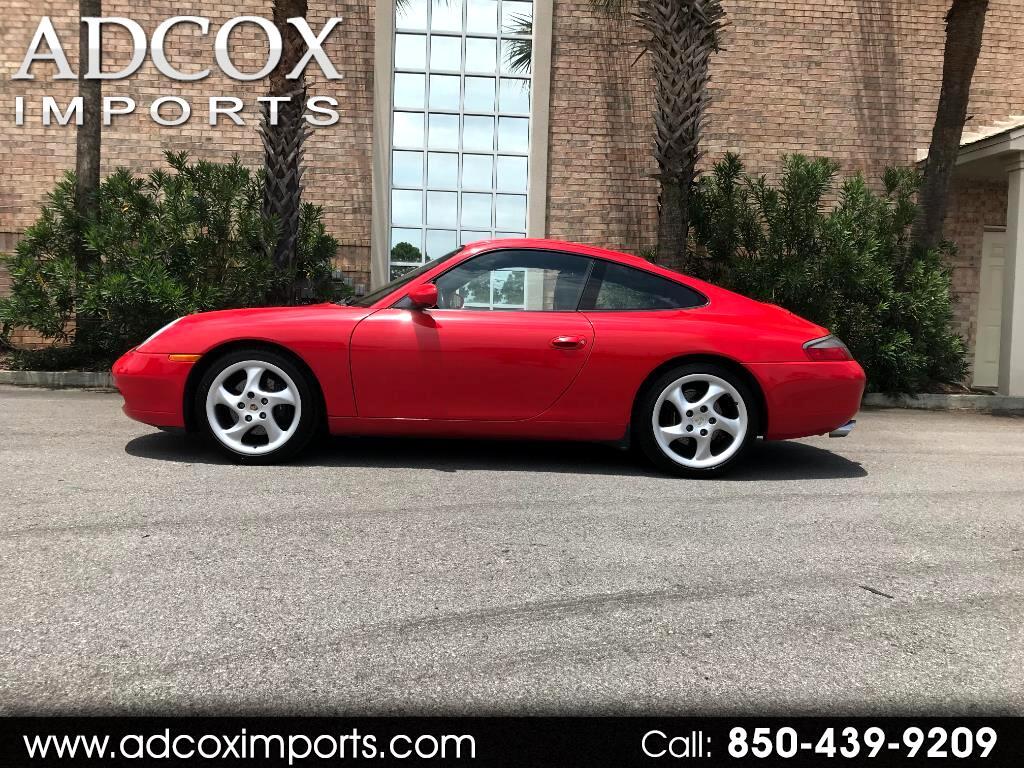 2000 Porsche 911 Carrera Coupe