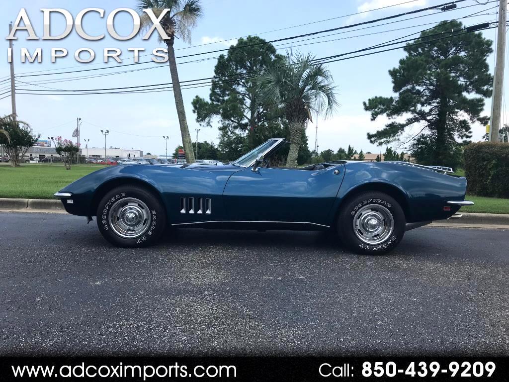 1968 Chevrolet Corvette 2dr Convertible
