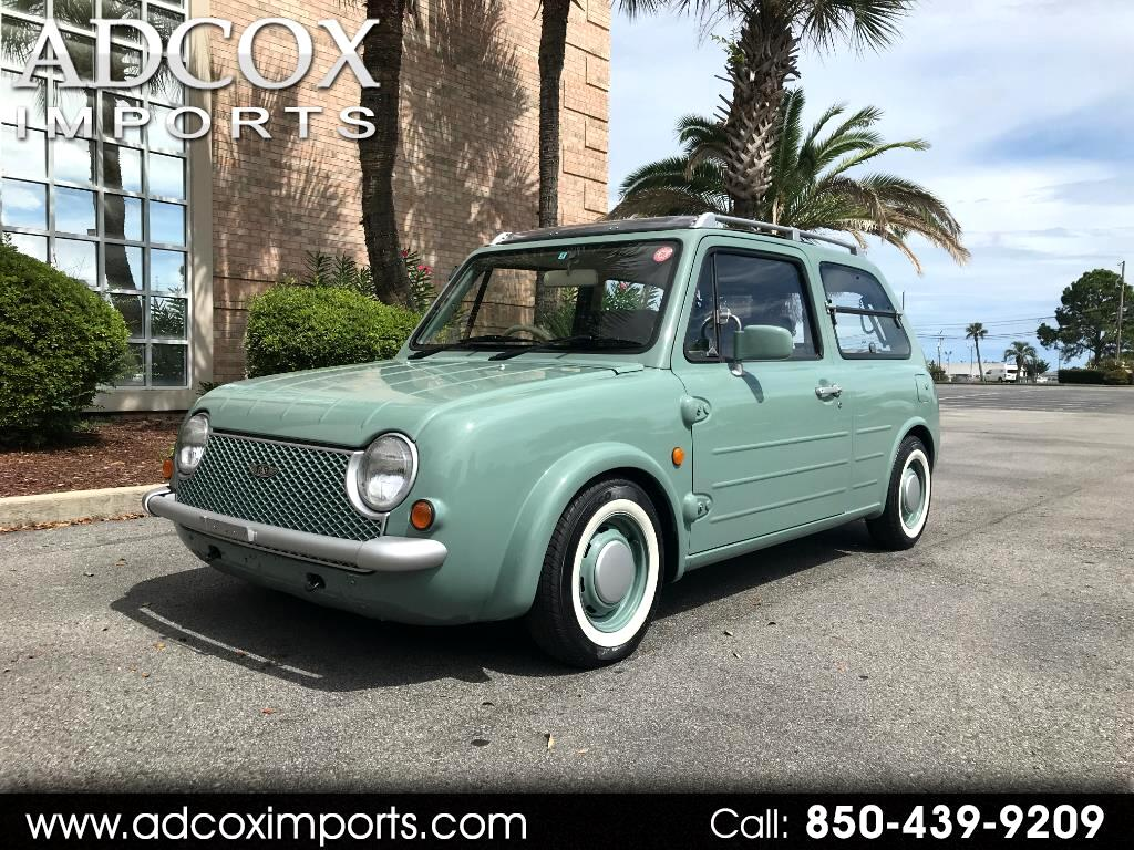 1989 Nissan Pao Convertible