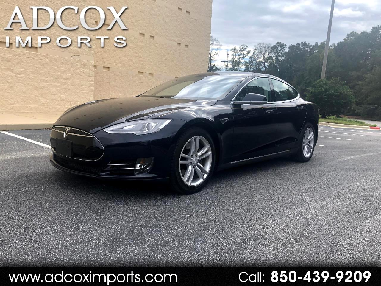 Tesla Model S 4dr Sdn 60 kWh Battery 2013