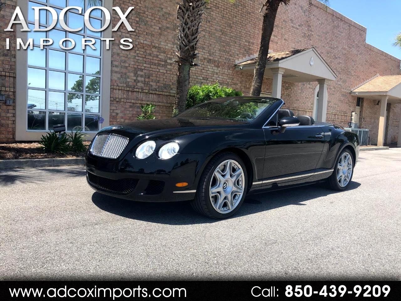 Bentley Continental GTC Convertible 2009