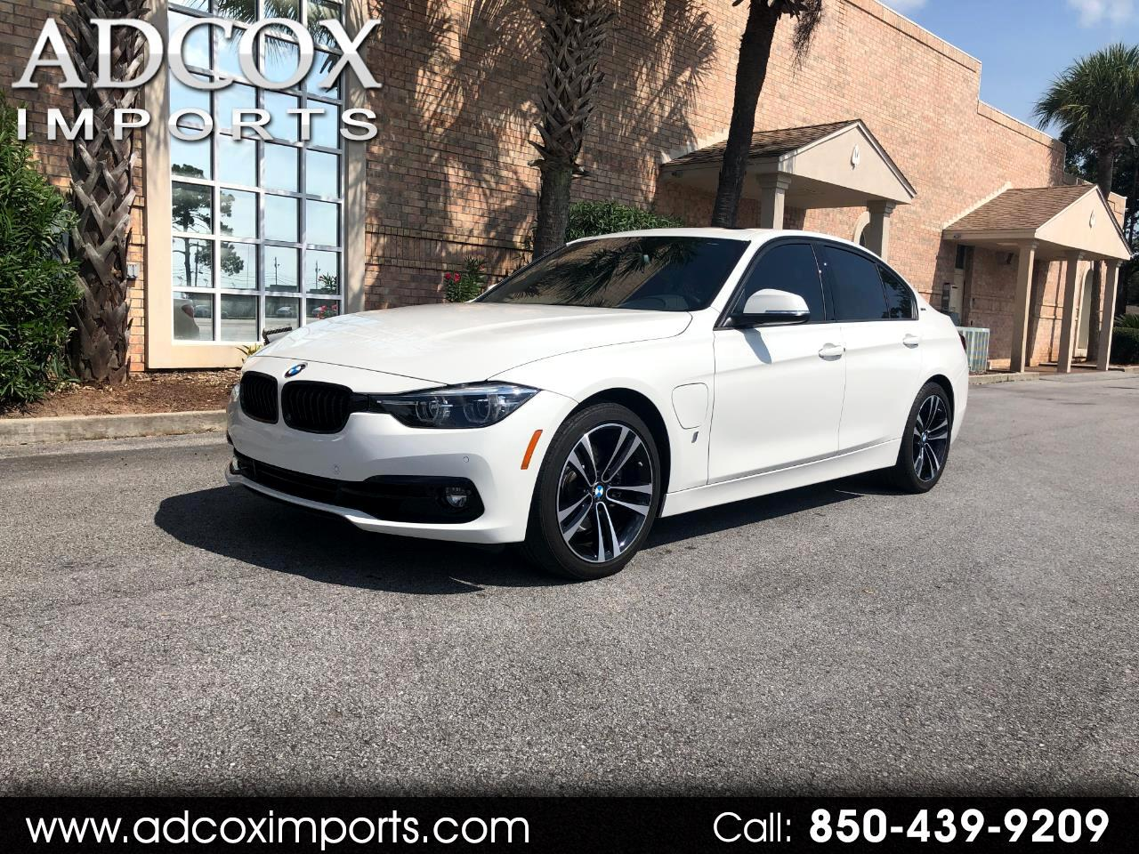 BMW 3-Series 330e iPerformance Sedan 2018