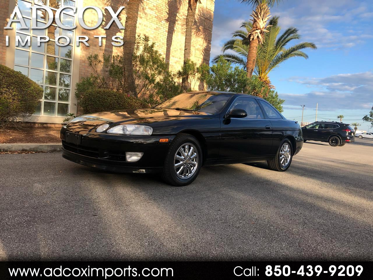 Lexus SC 400 2dr Coupe Auto 1993