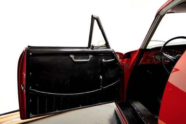 1962 Porsche 356B T 5 1600 Super