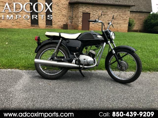 Yamaha Drive  1966