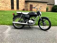 1966 Yamaha Drive