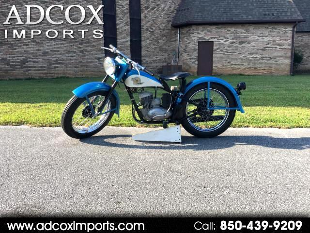 Harley-Davidson Motorcylce  1958