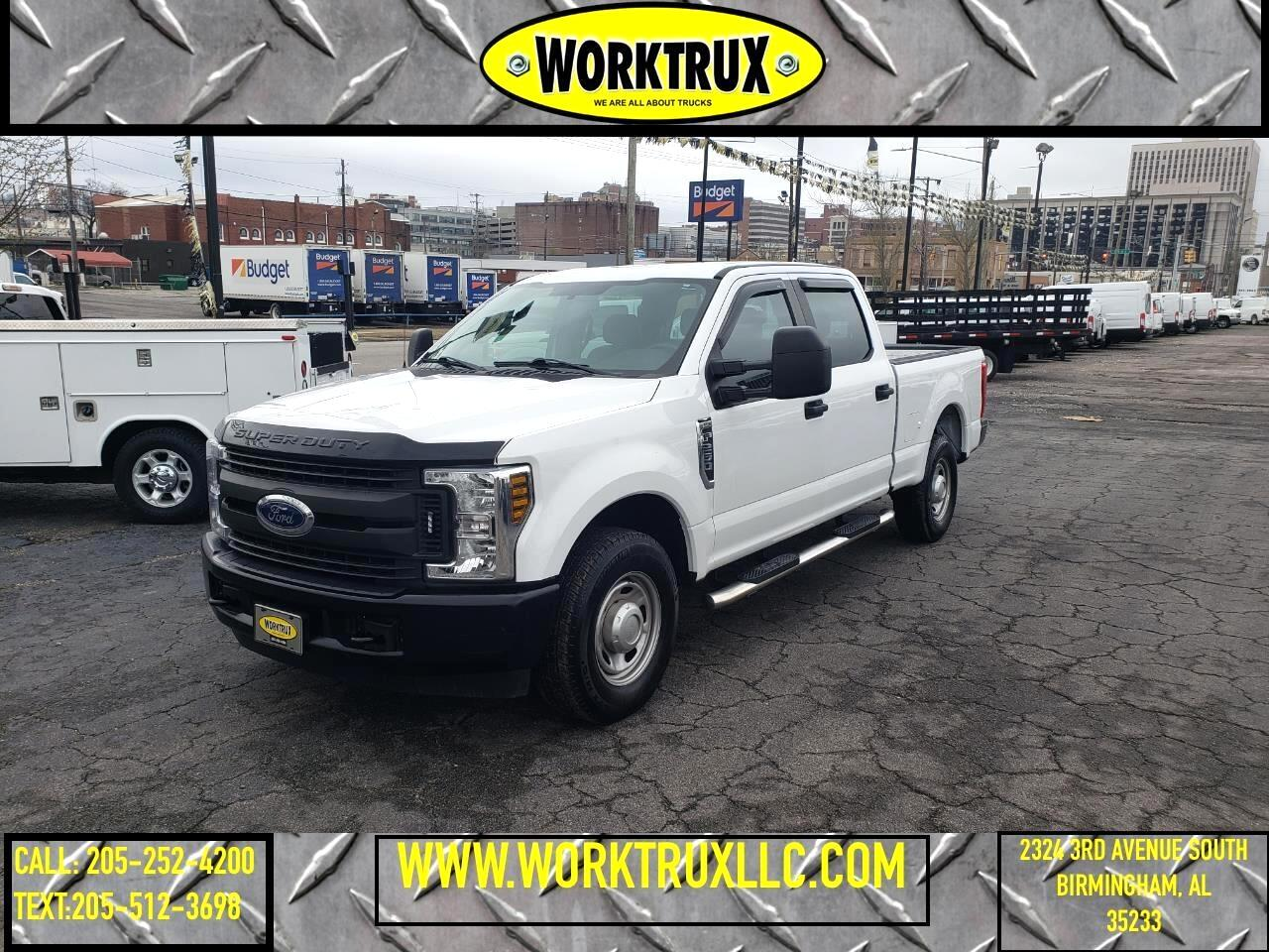 Ford Super Duty F-250 SRW King Ranch 2WD Crew Cab 8' Box 2018