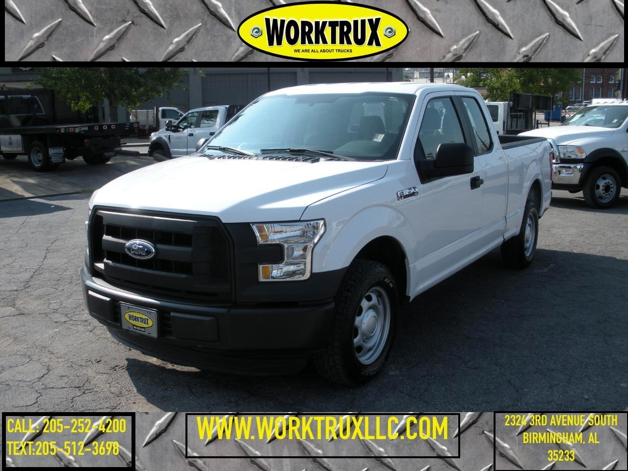 "Ford F-150 2WD SuperCab 145"" Lariat 2016"