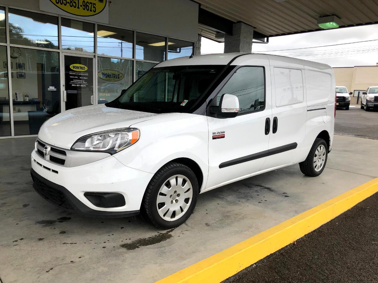 RAM ProMaster City Cargo Van Tradesman SLT Van 2018