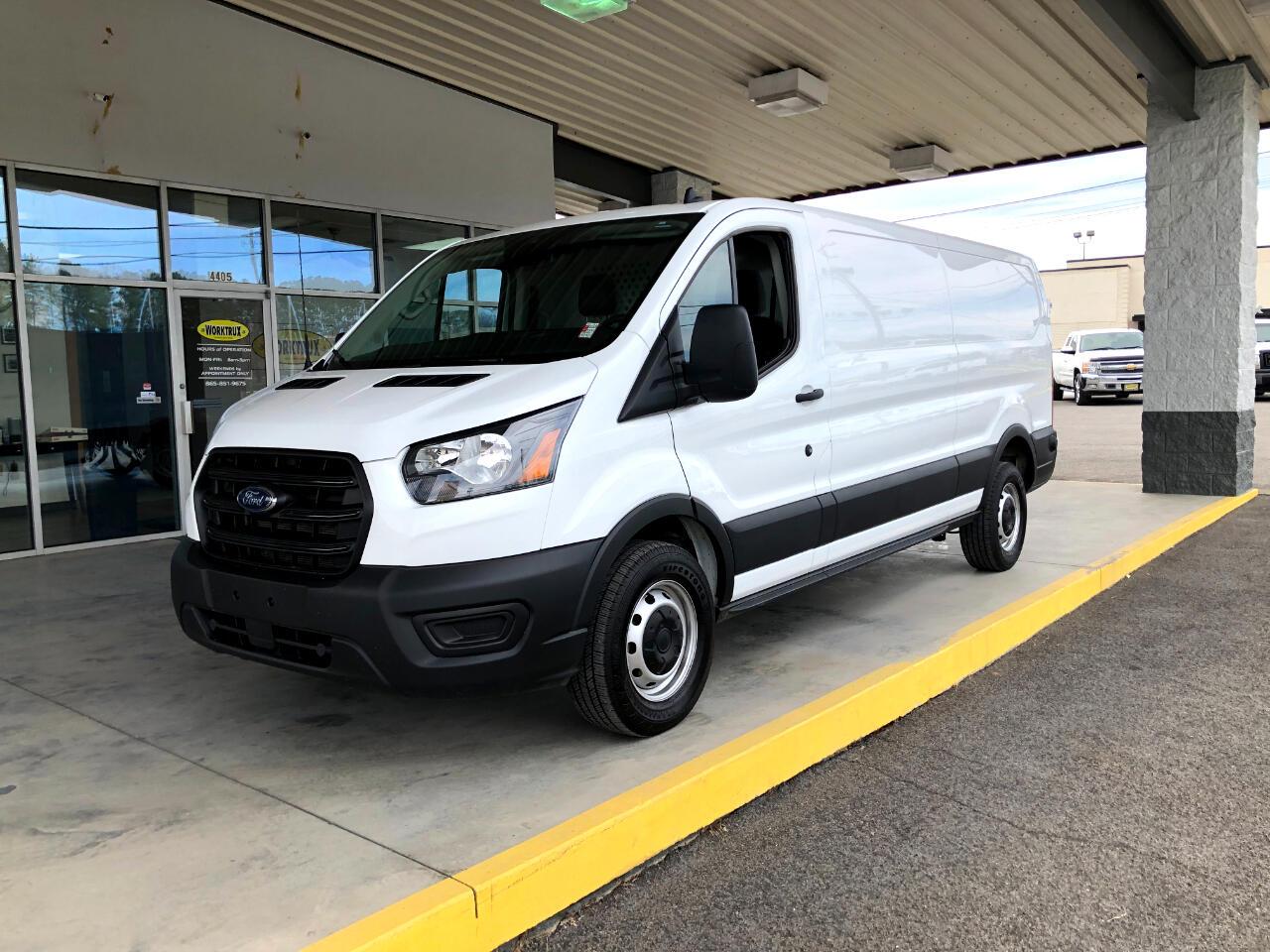 "Ford Transit Cargo Van T-250 130"" Low Rf 9070 GVWR RWD 2020"