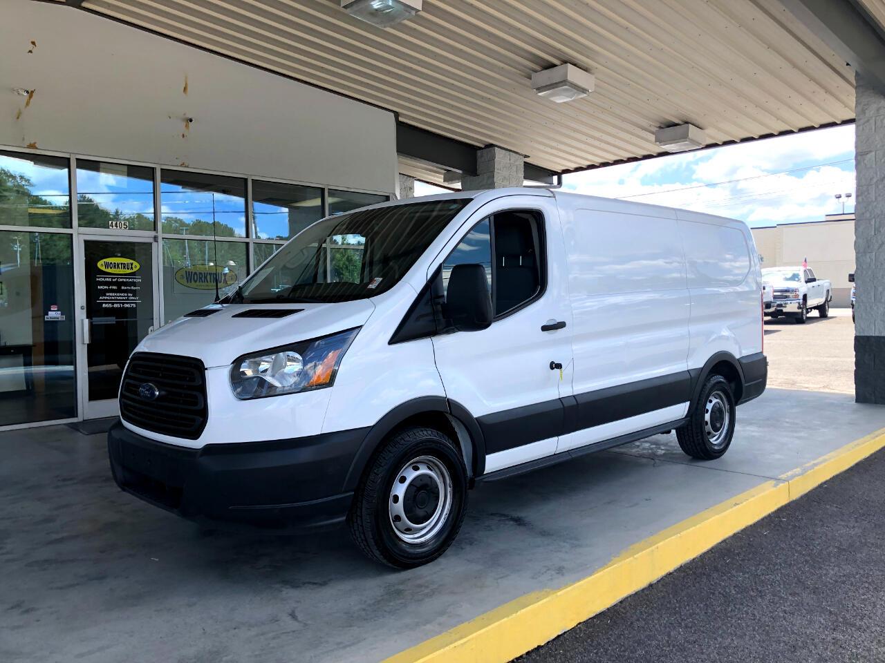 "Ford Transit Cargo Van T-150 130"" Low Rf 8600 GVWR Swing-Out RH Dr 2016"